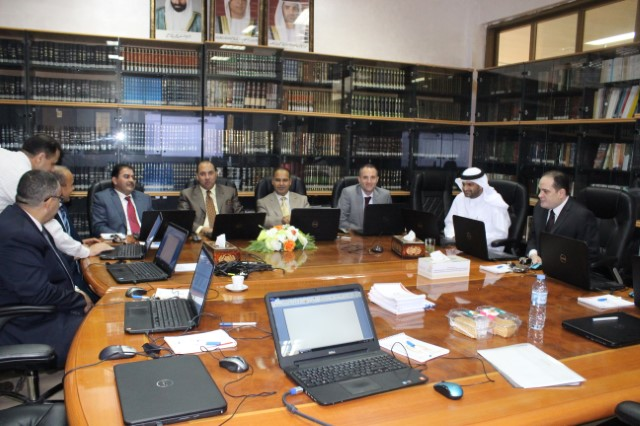 EGA Organized a Computer Skills Training for the Court Members